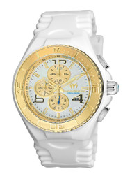 Technomarine Men's TM-115109 Cruise JellyFish Quartz Silver Dial Watch
