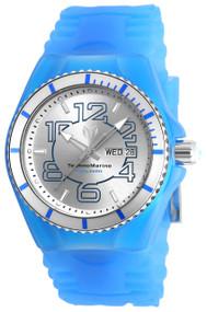 Technomarine Men's TM-115140 Cruise JellyFish Quartz Silver Dial Watch