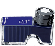 Montblanc Permanent Bottle Ink 60ml (Blue) 107756