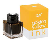 Montblanc Golden Yellow Ink Bottle 30 ml 112723