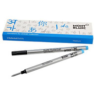 Montblanc UNICEF Set of 2 Rollerball Pen Refills 116221