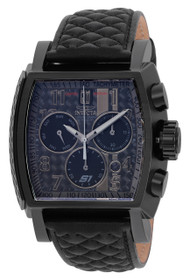Invicta Men's 22382 Jason Taylor Quartz Chronograph Black, Dark Grey Dial Watch