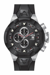 Invicta Men's 16904 I-Force Quartz Multifunction Black Dial Watch