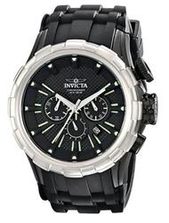 Invicta Men's 16975 I-Force Quartz Multifunction Black Dial Watch