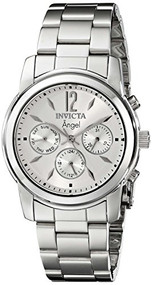 Invicta Women's 0461 Angel Collection Stainless Steel Watch [Watch] Invicta
