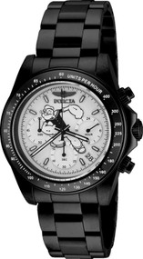 Invicta Men's 24485 Character  Quartz Multifunction White Dial Watch