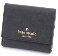 kate spade new york Cedar Street Tavvy Wallet, Black, One Size PWRU4448-001