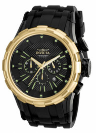 Invicta Men's 16976 I-Force Quartz Multifunction Black Dial Watch