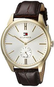 Tommy Hilfiger Men's 1791170 Analog Display Quartz Brown Watch