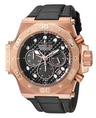 Invicta Men's 23104 Akula Quartz Chronograph Black Dial Watch
