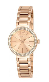 Invicta Gabrielle Union Rose Dial Ladies Watch 23267