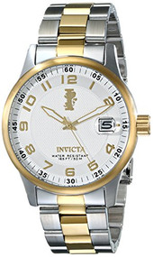Invicta Men's 15260 I-Force 18k Gold Ion Plating and Stainless Steel Watch ...