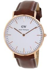 Daniel Wellington Women's 0507DW Classic St. Andrews Analog Display Quartz Brown Watch