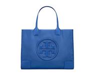 Tory Burch Women's Ella Nylon Nylon Top-Handle Tote (Regal Blue) 45207-497