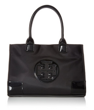 Tory Burch Nylon Mini Ella Tote - Black 45211-001