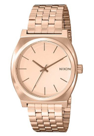 Nixon A045897 Time Teller A045. 100m Water Resistant Women's Watch (37mm Band. Stainless Steel Watch Face) …