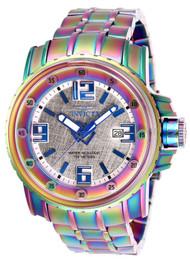 Invicta Men's 26030 Pro Diver Automatic 3 Hand Silver Dial Watch