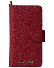 Michael Kors Folio Phn Cse Tab 7, Bright red 32S7GE7L4L-204