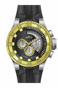 Invicta Men's 16923 I-Force Quartz Multifunction Black Dial Watch