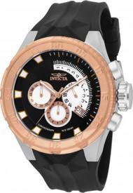 Invicta Men's 16924 I-Force Quartz Multifunction Black Dial Watch