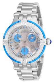 Invicta  Women's 26145 Subaqua Quartz Chronograph White Dial Watch