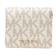 Michael Michael Kors Womens Mk Jet Set Travel Signature Leather Wallet 32T6GTVD2B-150