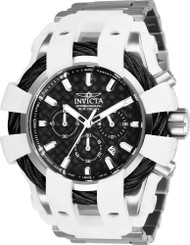 Invicta  Men's 26670 Bolt Quartz Chronograph Black Dial Watch