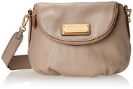 Marc by Marc Jacobs New Q Mini Natasha Cross Body Bag, Cement, One Size