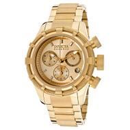 Invicta Women's 12461 Bolt Analog Swiss-Quartz Gold Watch [Watch] Invicta