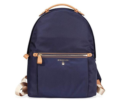 047959d3f97d ... MICHAEL Michael Kors Kelsey Large Nylon Backpack (Admiral)  30F7GO2B7C-414. Image 1
