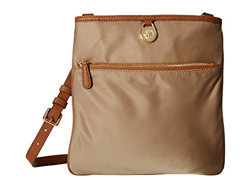 7aec7d384c9e2a ... Michael Kors Kempton Dusk Crossbody Large Pocket Nylon HandBag  32S5GKPC9C NEW. Image 1