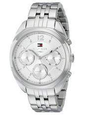 Tommy Hilfiger Mia 1781485 Wristwatch for women Design Highlight