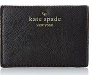 kate spade new york Cedar Street Credit Card Holder,Black,One Size PWRU4027-001
