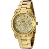 Invicta Women's 0466 Angel Collection 18k Gold-Plated Stainless Steel Watch I...