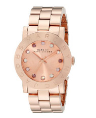 Marc by Marc Women's MBM3216 Rose-Gold Stainless-Steel Quartz Watch [Watch] M...