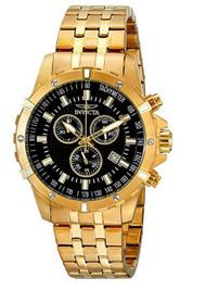Invicta Men's 17505 Specialty Analog Display Swiss Quartz Gold Watch …