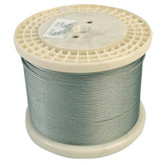 316 Stainless Steel Safety Cable 3mm (Per Metre)