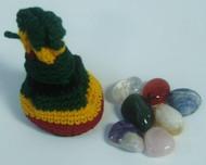 7 Chakra Stones Set