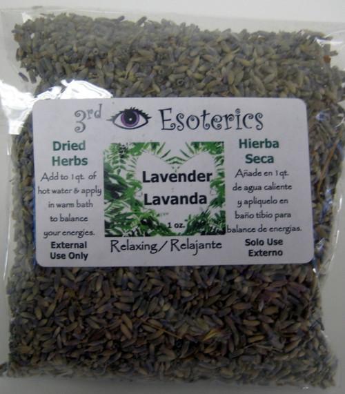Lavender Dry Herbs
