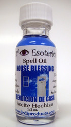 House Blessing Spell Oil