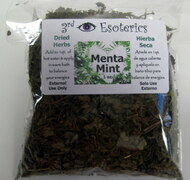 Mint/Menta Dry Herbs