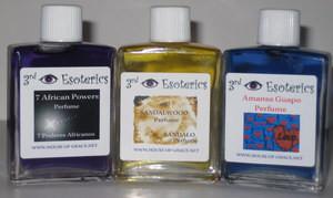 St. Clara Perfume