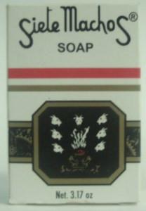 Siete Machos Soap