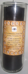 Runic Powers Separation Candle