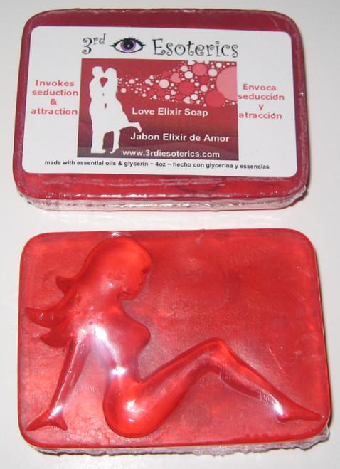 Love Elixir Soap