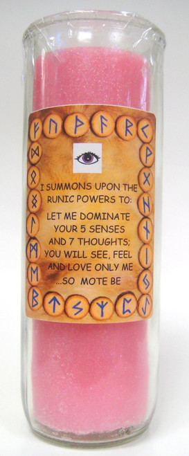 Runic Powers Love Candle