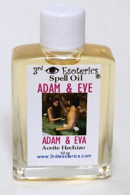 Adam & Eve Spell Oil