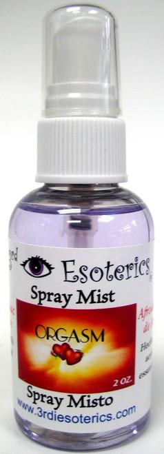 Orgasm Spray Mist