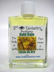 Gold Rain Perfume