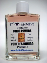 Runic Powers Perfume